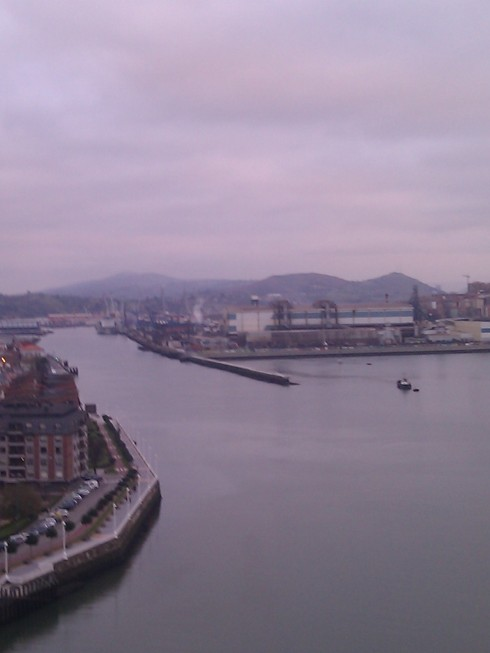 The Port of Bilbao