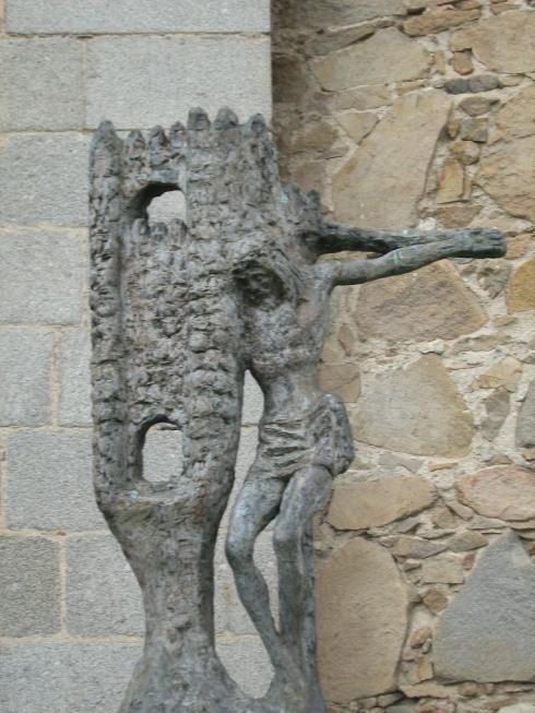 Avila - Sculpture